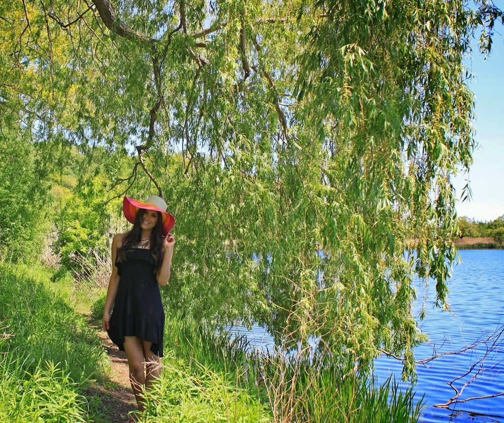 Travel blogger Mash Elle visits High Park in Toronto, Canada | High Park | travel | travel Toronto