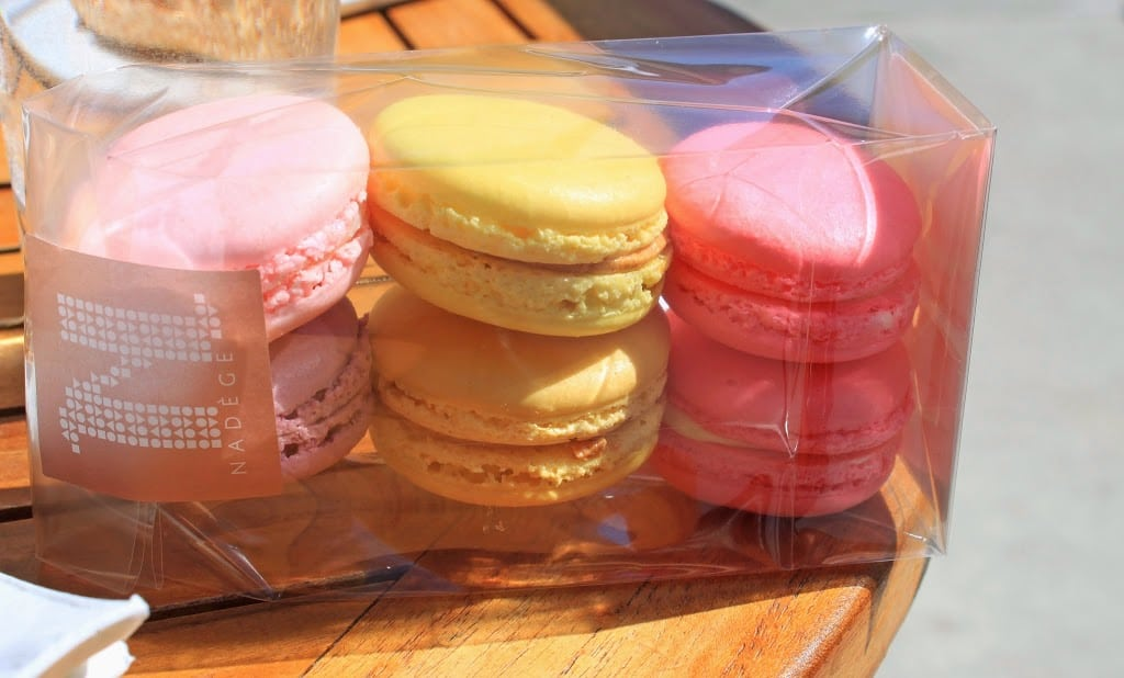 Travel blogger Mash Elle shares the best macaroons in Toronto from Nadège Patisserie