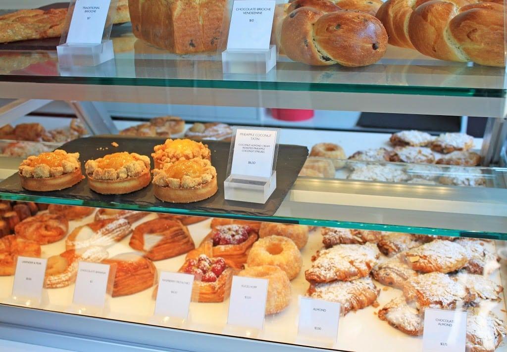 Travel blogger Mash Elle shares the best bakery cafe in Toronto, Nadège Patisserie