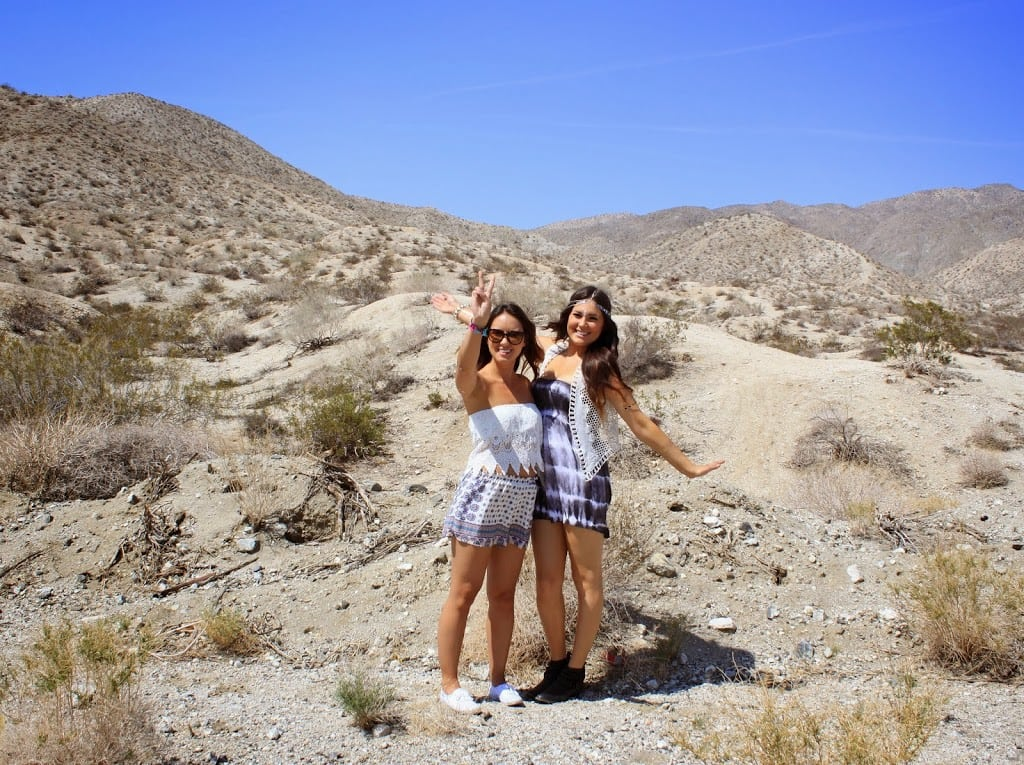 The best road trip route in Palm Springs, California
