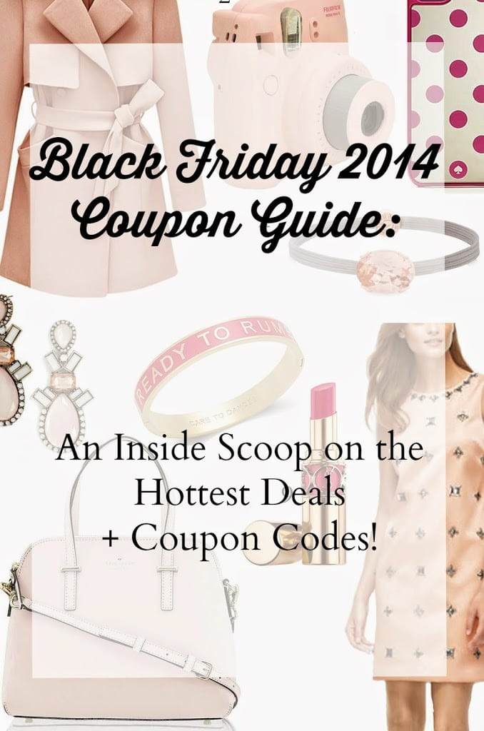 Fashion blogger Mash Elle shares a coupon guide to Black Friday | Mash Elle beauty blogger | coupon guides