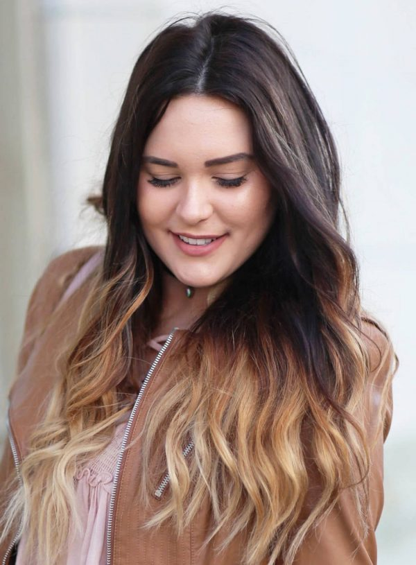 Beauty blogger Mash Elle shares her everyday hair routine