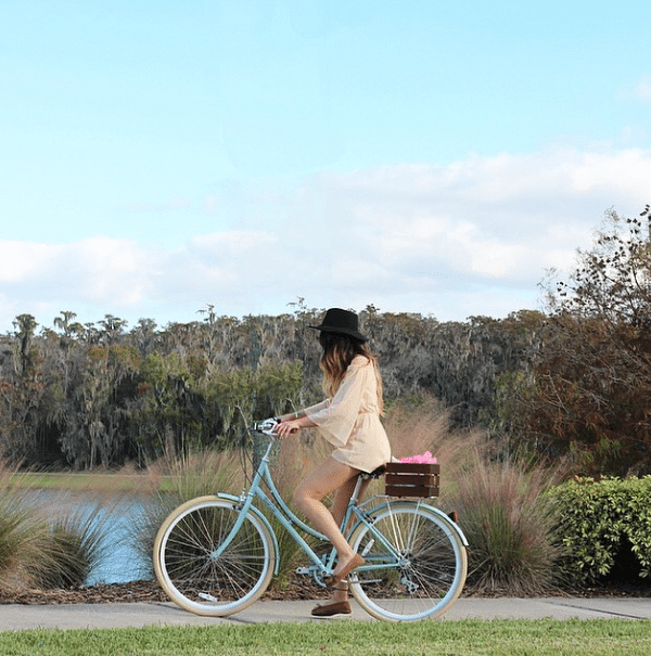 gifts for man in your life bike florida blogger Mash Elle