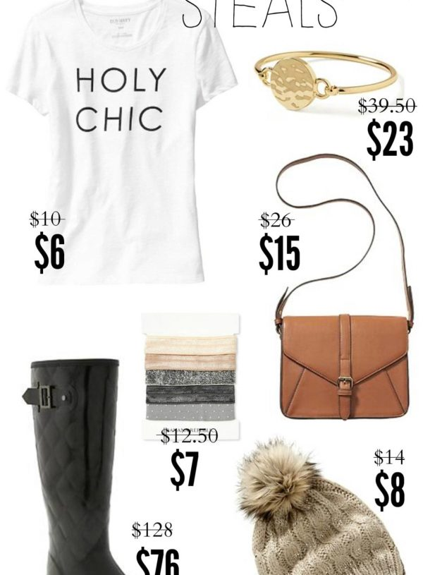 My CYBER MONDAY Shopping Guide