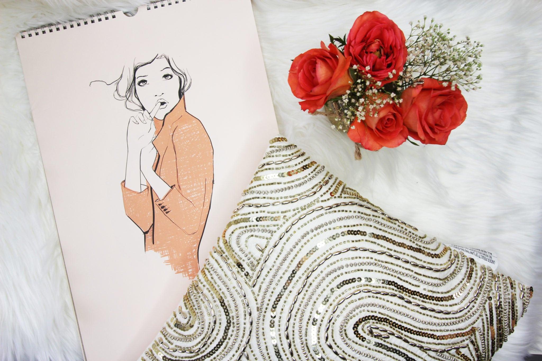 refresh your room for spring Mash Elle | Spring cleaning | room decoration | interior design | Mash Elle lifestyle blogger