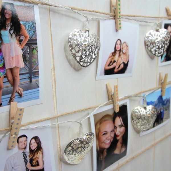 Mash Elle photo memory board