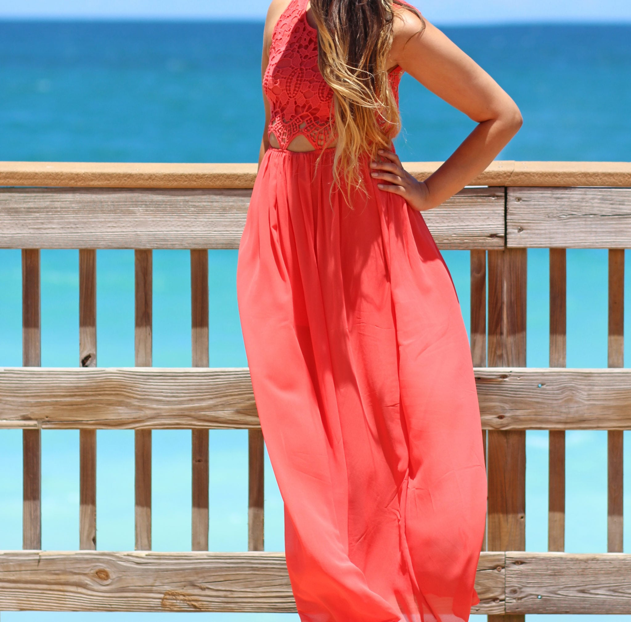 summer-maxi-dress | maxi dress style | summer dress | dresses for summer weather | beach vacation dress | beauty blogger Mash elle
