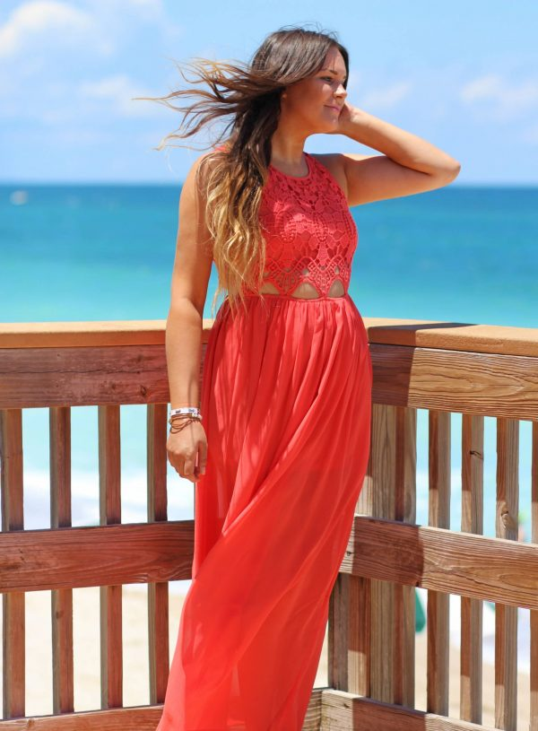 The Perfect Summer Vacation Dress