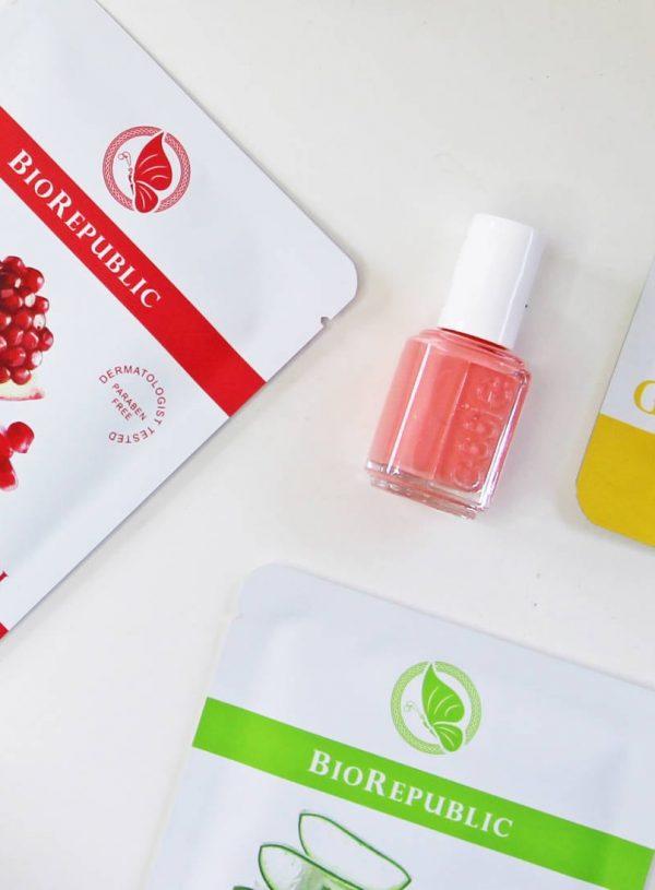 affordable girls night idea beauty blogger mash elle