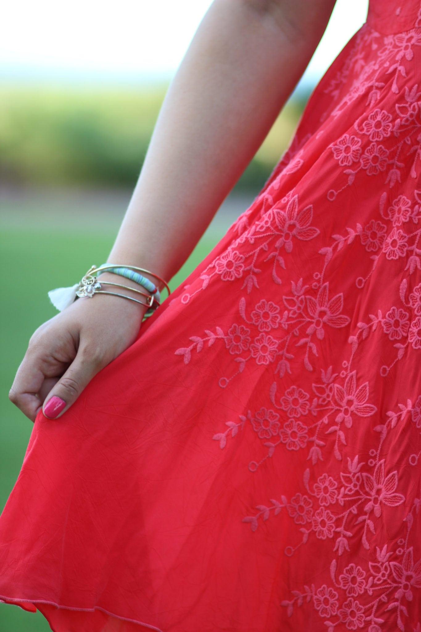 bohemian-dress-for-summer | bohemian-summer-dress | flirty lace dress | lace outfit | pink dress | dress for summer