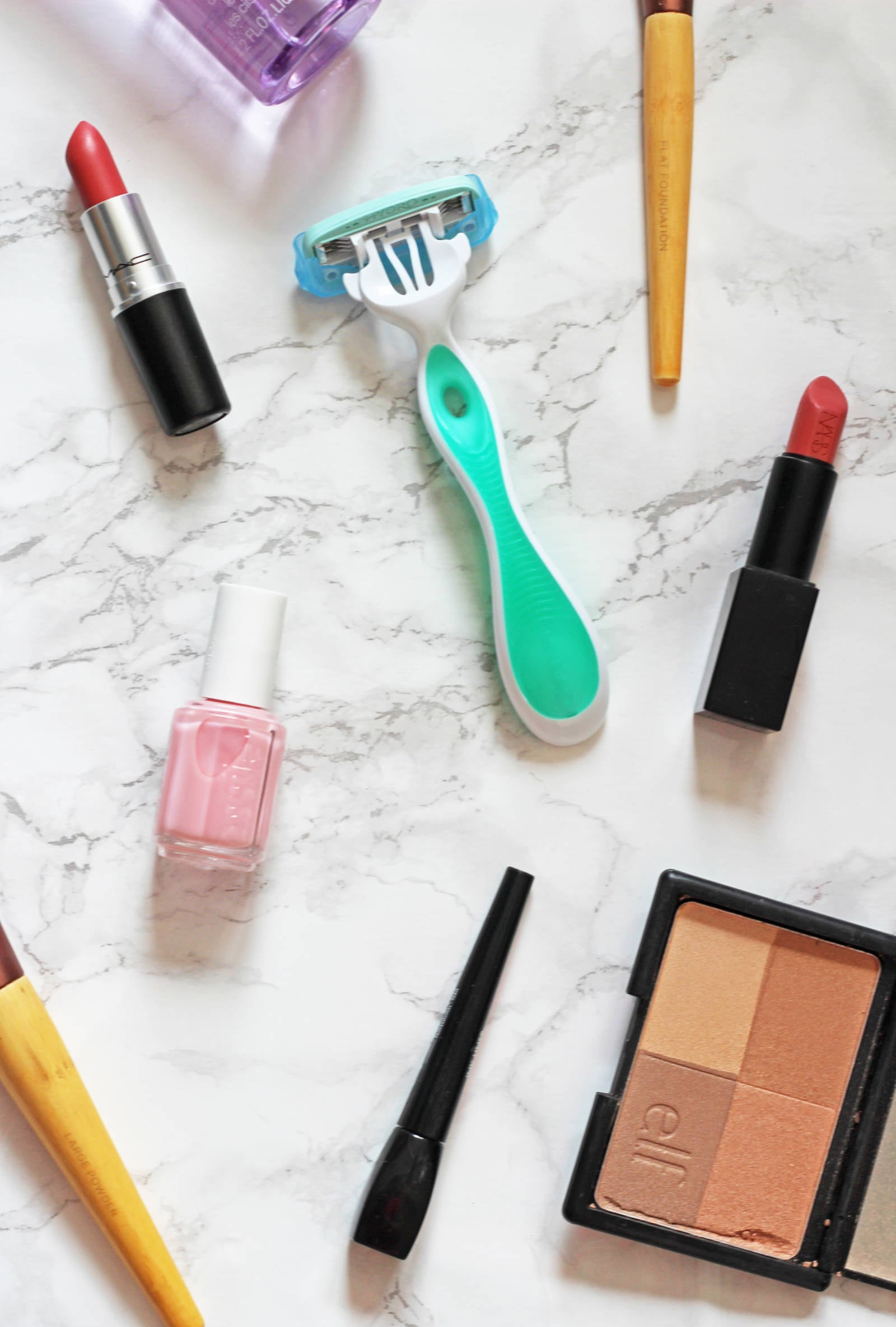 Back To School Beauty Packing List