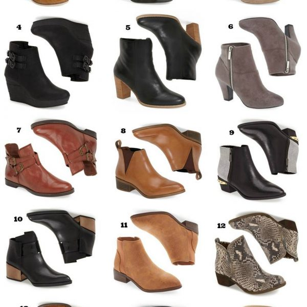Fall boots booties Mash elle under 100 | Fall boots | boots for fall and winter | short boots | boot fashion | Mash Elle beauty blogger