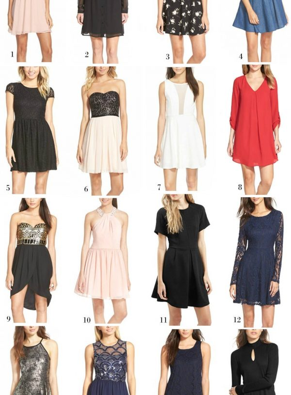 winter dresses under $50 Mash Elle