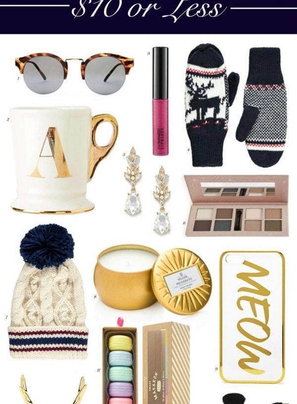 Stocking Stuffers For Her by popular Orlando style blogger Mash Elle