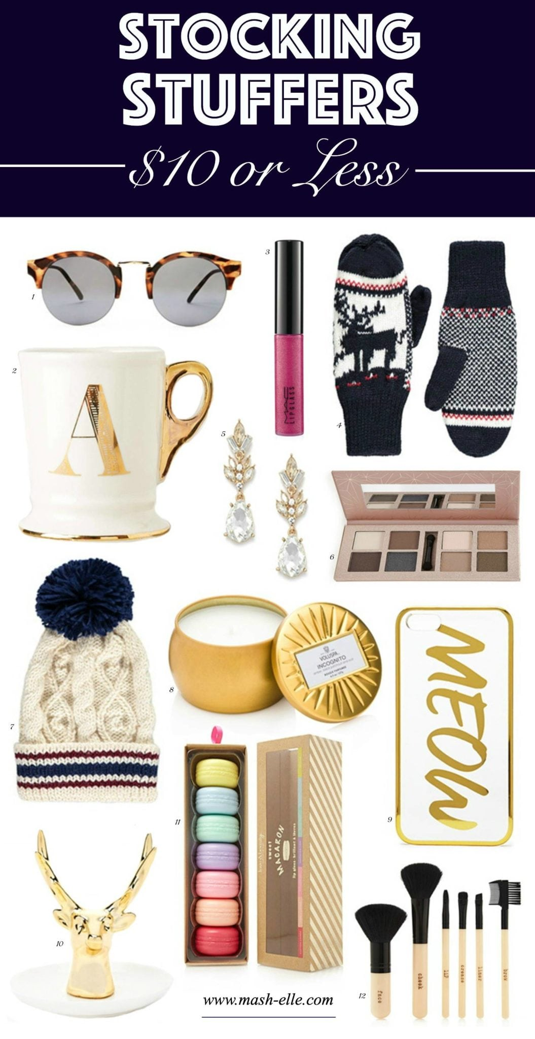 stocking-stuffers-under-10 - Stocking Stuffers For Her by popular Orlando style blogger Mash Elle