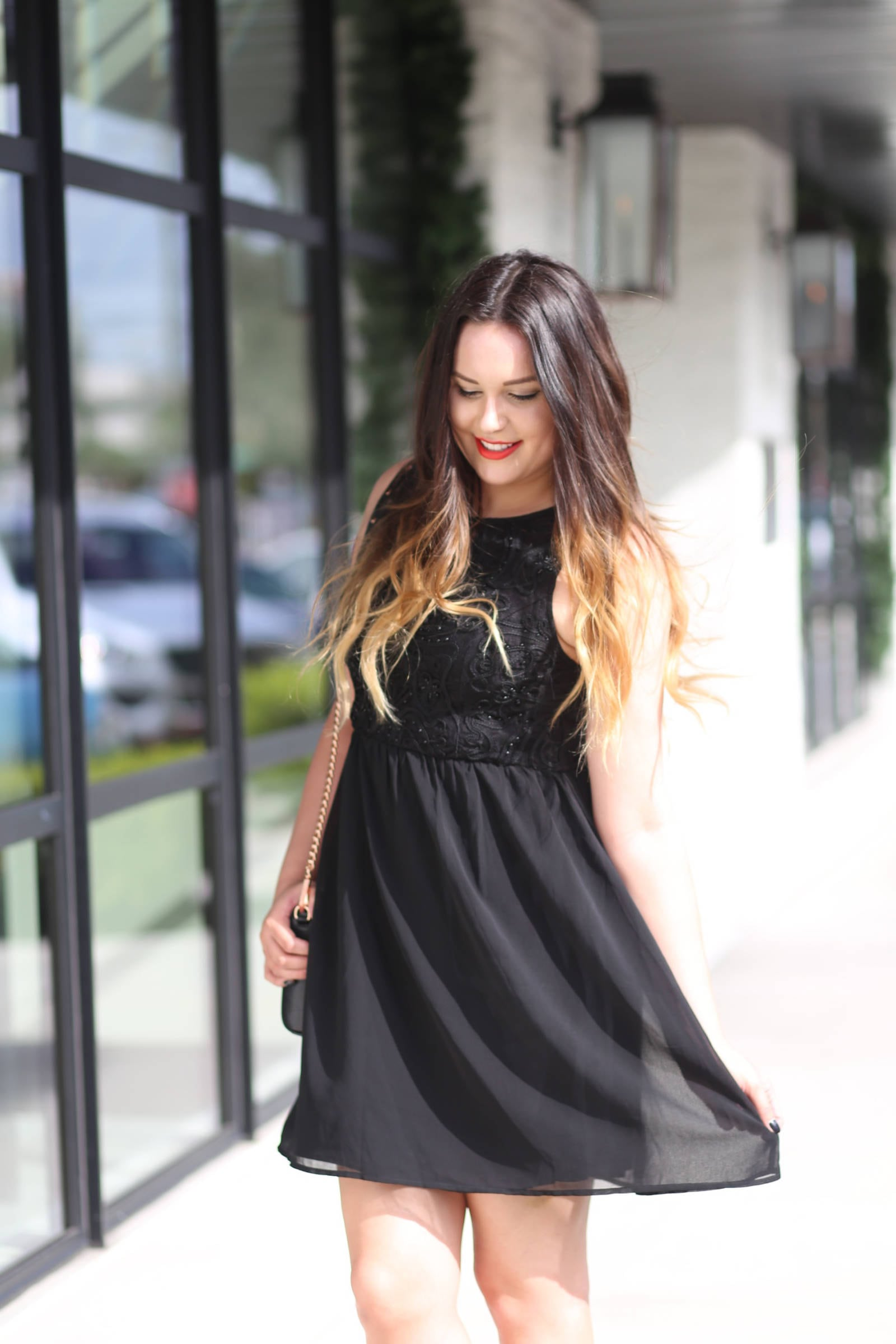 Mash Elle beauty blogger | LBD | little black dress | dresses | cute dress