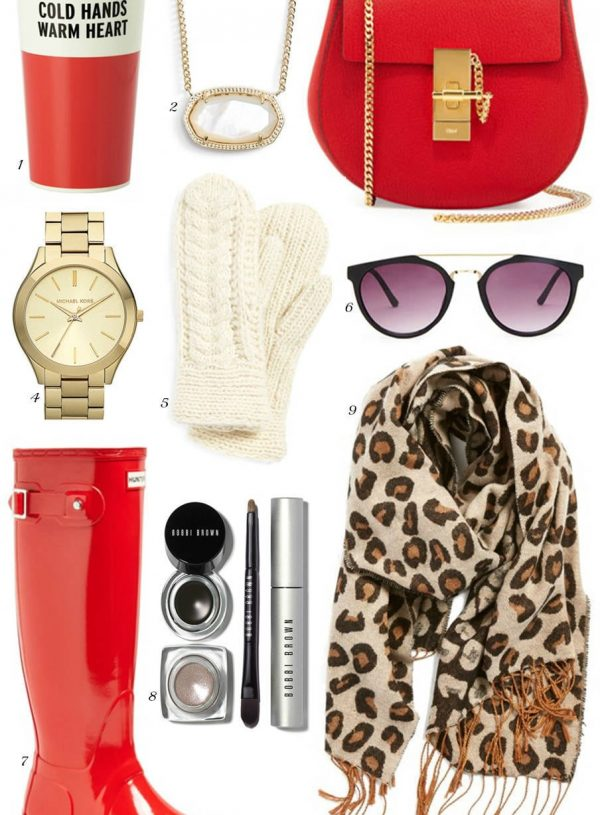 gift guide for the gal on the go
