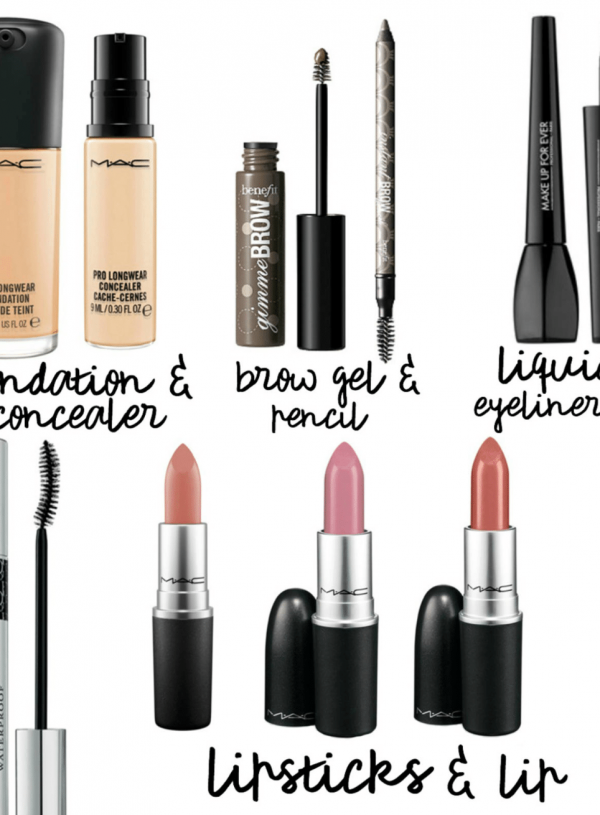 My Favorite Beauty Products of 2015
