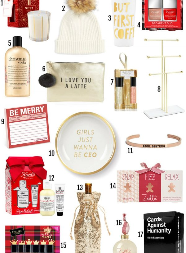 Gifts For Your Sister (Under $25)