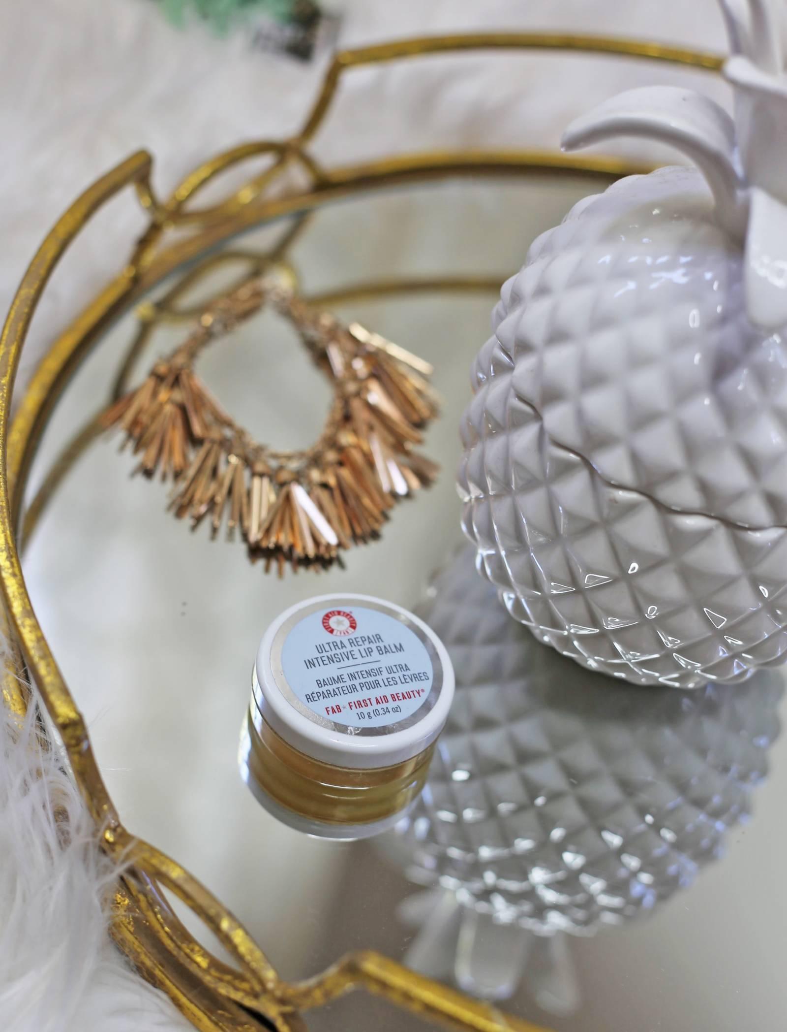 best lip balm from ulta   best beauty finds from ulta    spring beauty favorites    mash elle beauty blogger   Ulta makeup   naked   hoola   clinique