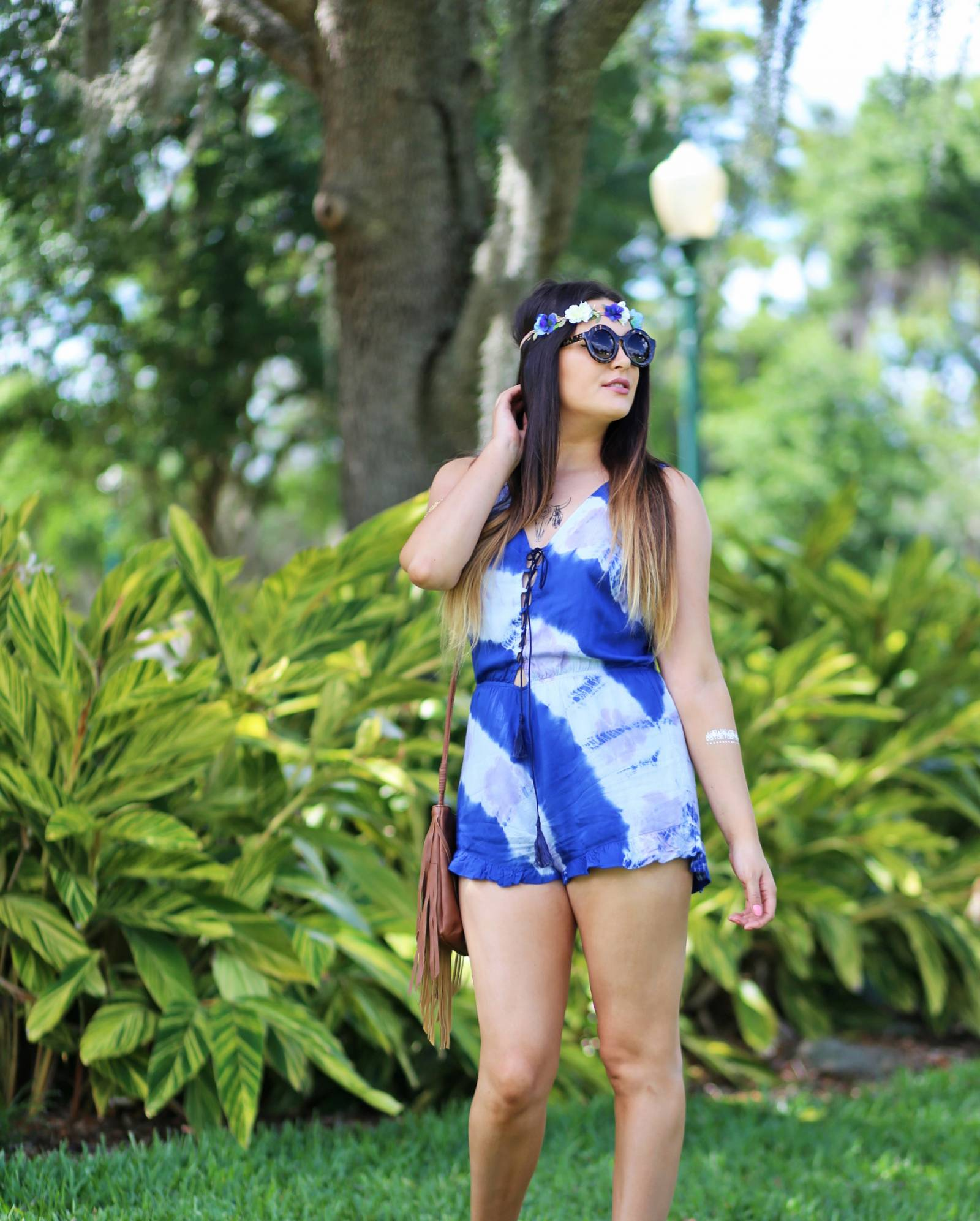 how to accessorize for a music festival