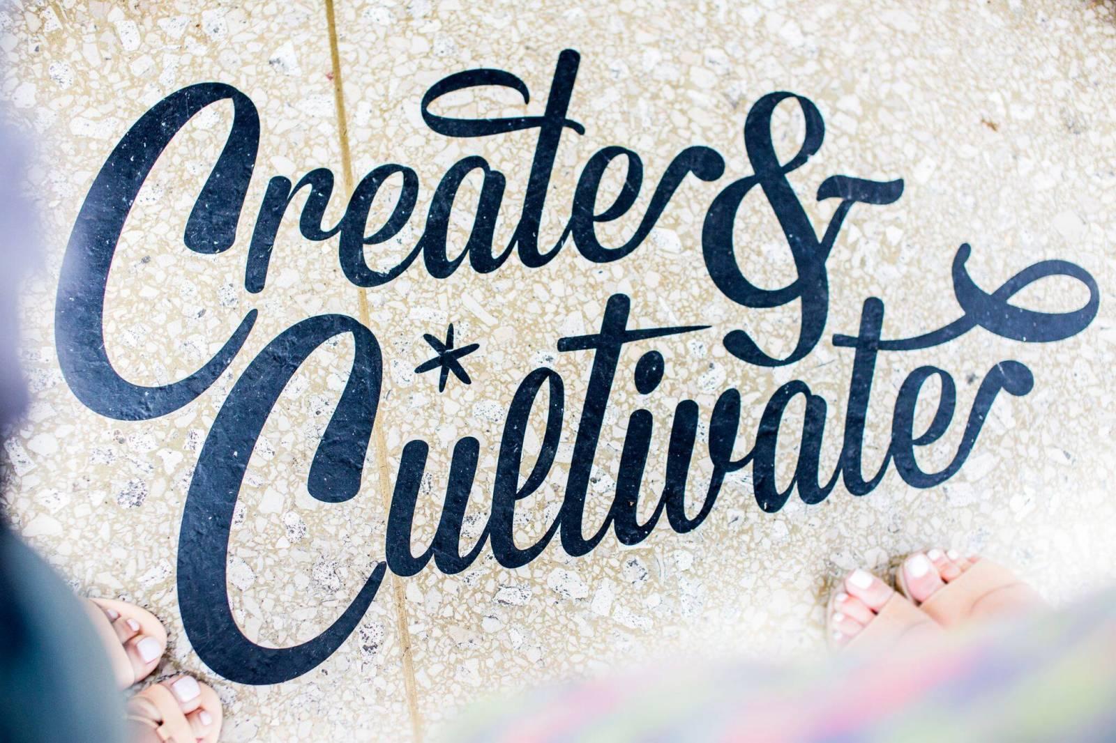 Create + Cultivate