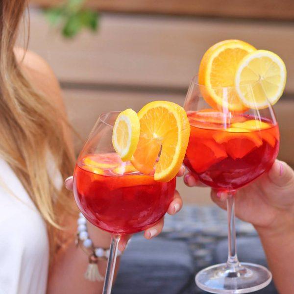 summer drink cocktail Mash Elle