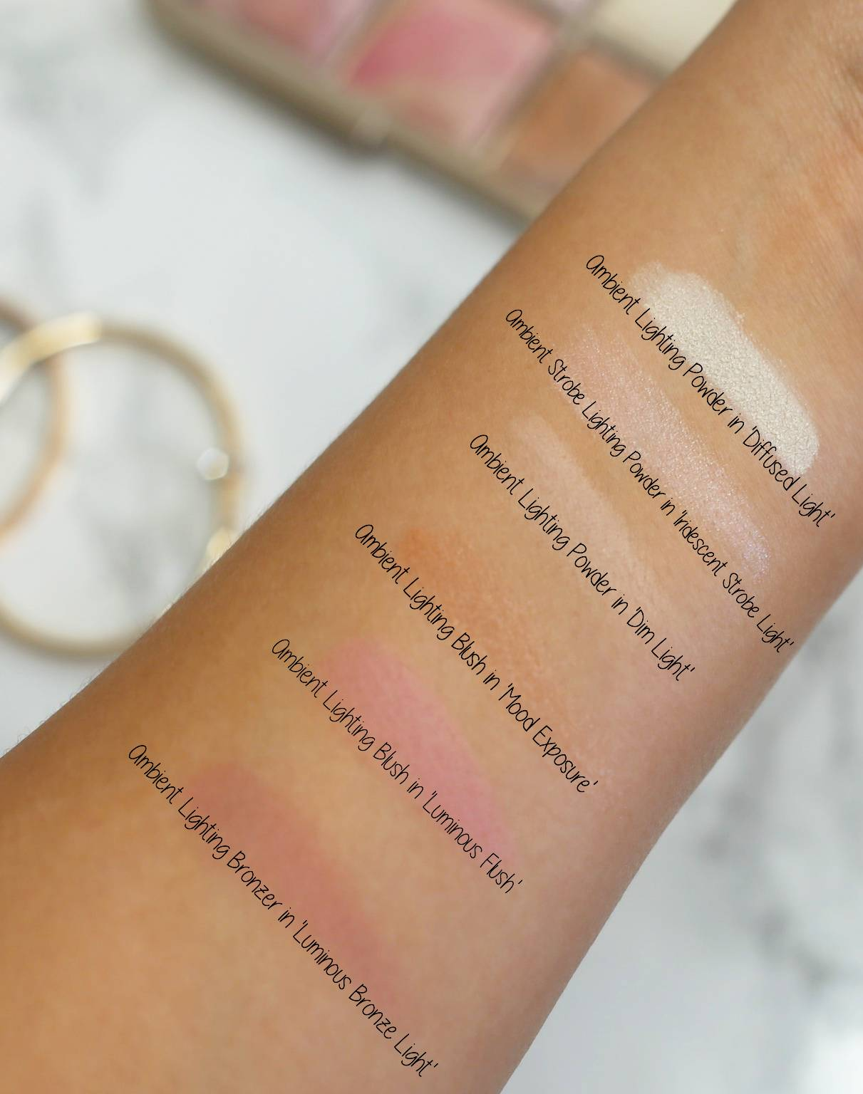 beauty-favourites-for-summer | Summer Beauty Must Haves by popular Orlando beauty blogger Mash Elle | Alexa Chung | hourglass makeup | favorite items for home