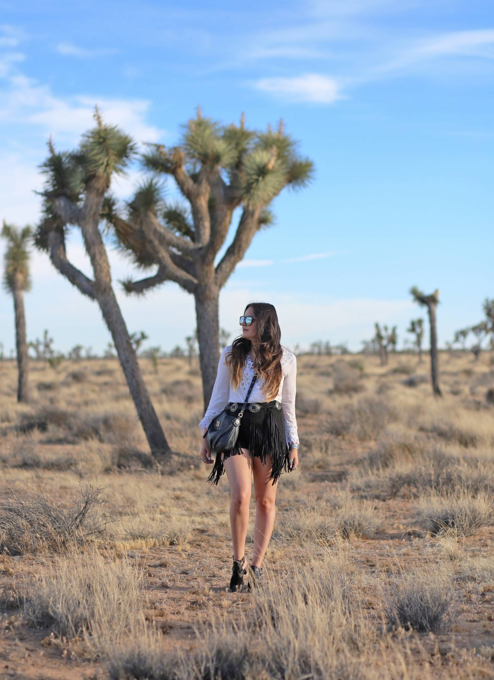 The Best Of Joshua Tree With Boho Nouveau Mash Elle