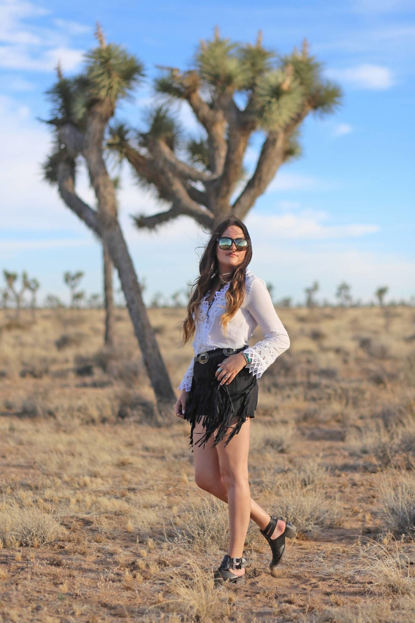 Mash Elle Joshua Tree National Park | Mash Elle lifestyle beauty blogger | Travel | boho fashion | festival fashion | California trip | travel California