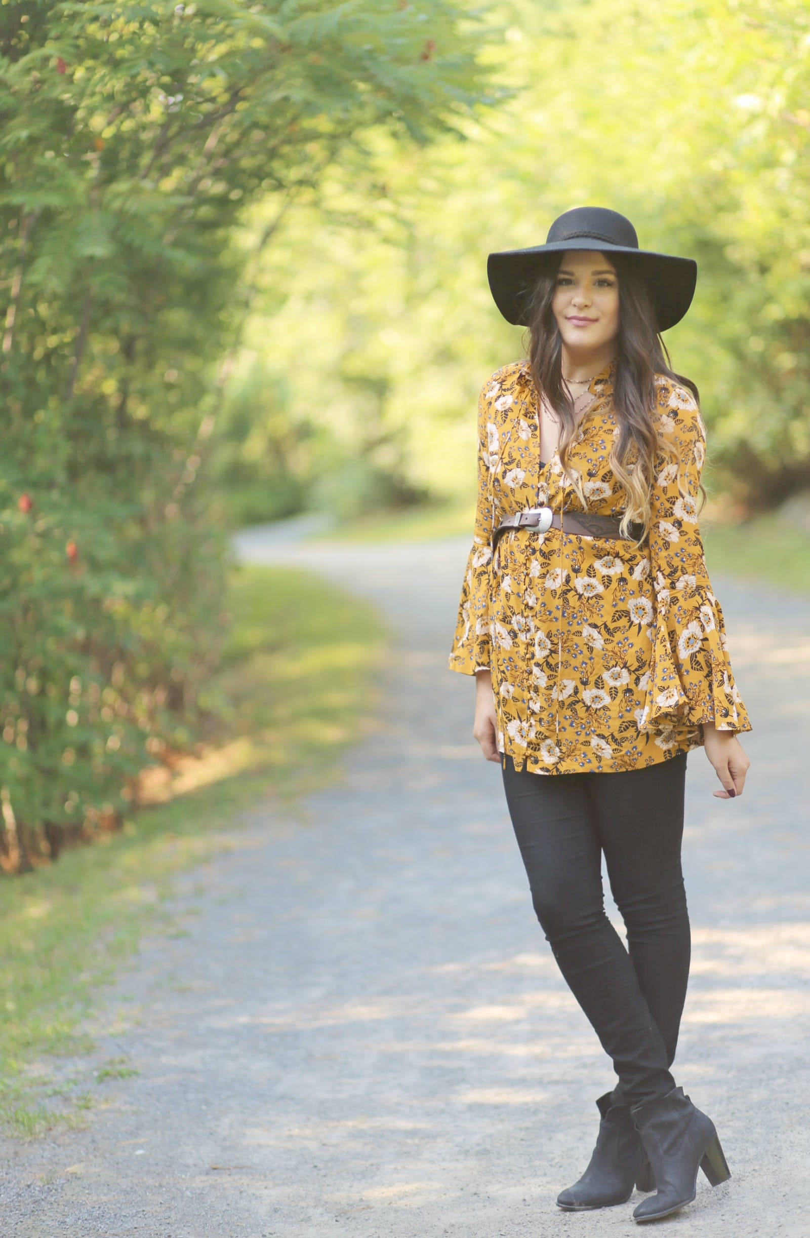 casual outfit free people