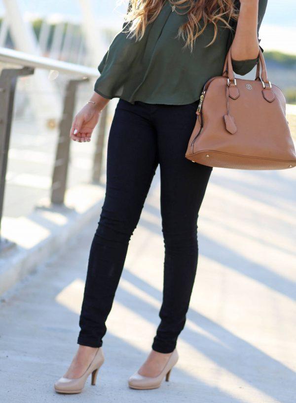 comfortable heels for work Mash Elle