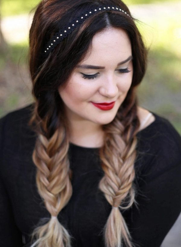 How To Create Fishtail Pigtails