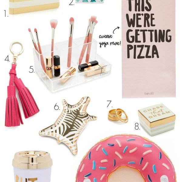BFF Gift Ideas Under $50 by popular Orlando style blogger Mash Elle