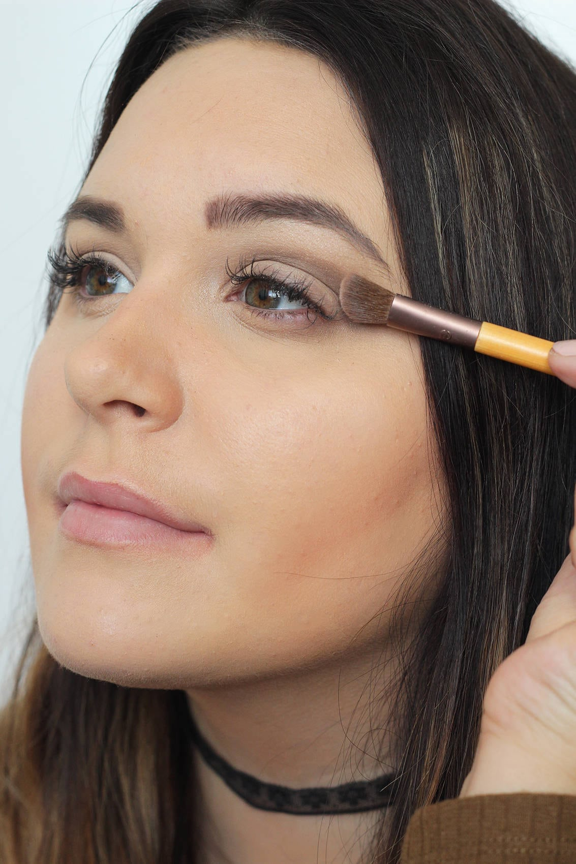 Mash Elle Fall inspired makeup look smokey eye | smokey eye | makeup tutorial | mash elle beauty blogger