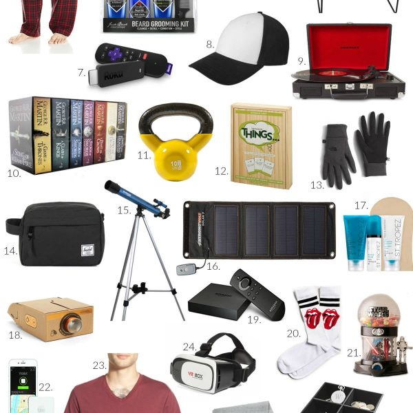 Gift Ideas For Him Under $100 by popular Orlando blogger Mash Elle