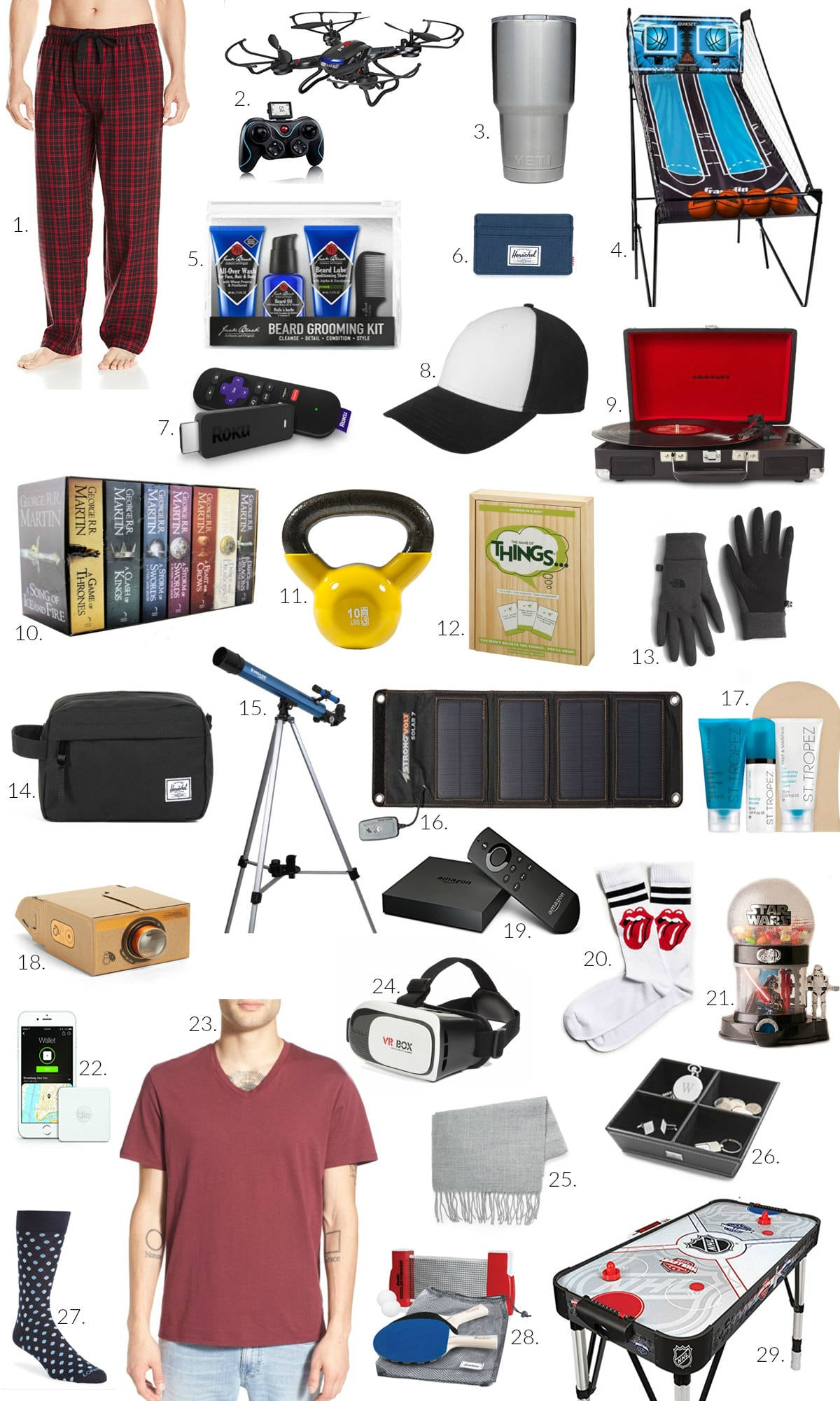 A Christmas Gifts For Men  Gift Ideas For Him Under $100