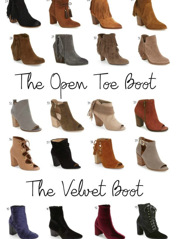 Boots on Sale (Cyber Monday Deals)