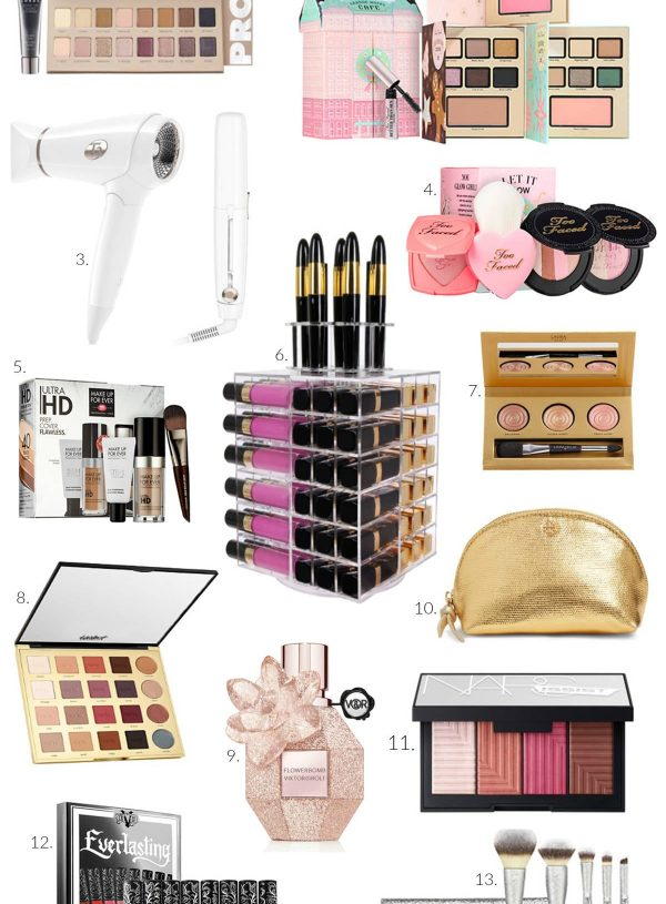 Christmas gifts for the beauty lover Mash Elle