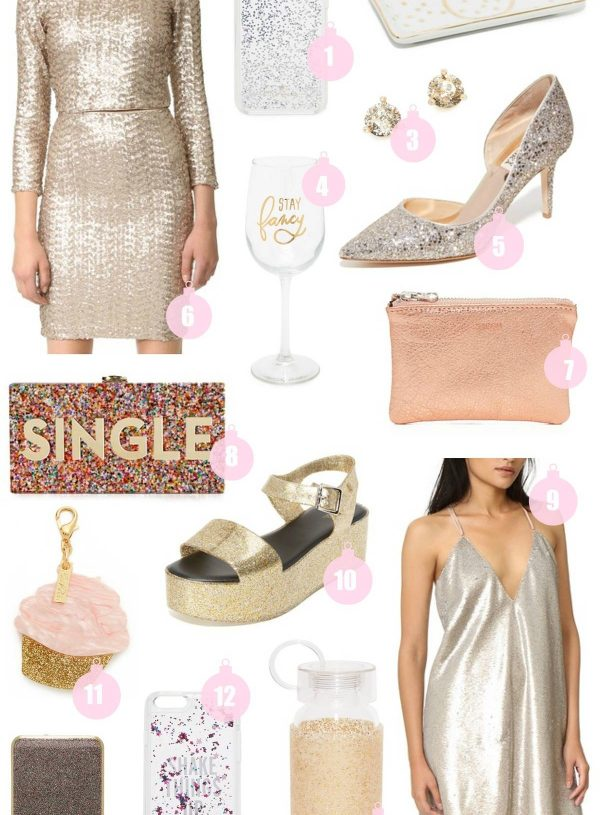 Gifts That Glitter | Gift Guide