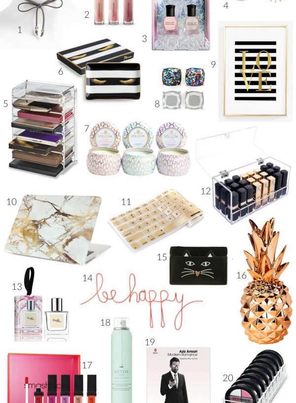 Gift Ideas For Her Under $25 by popular Orlando style blogger Mash Elle