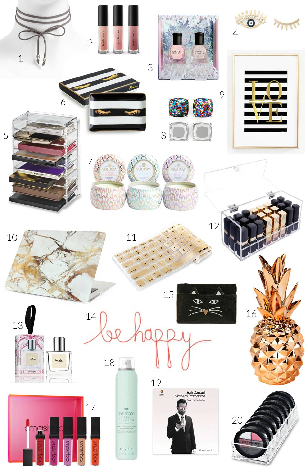 Under 25 For Her  Gift Ideas For Her Under $25 By Popular