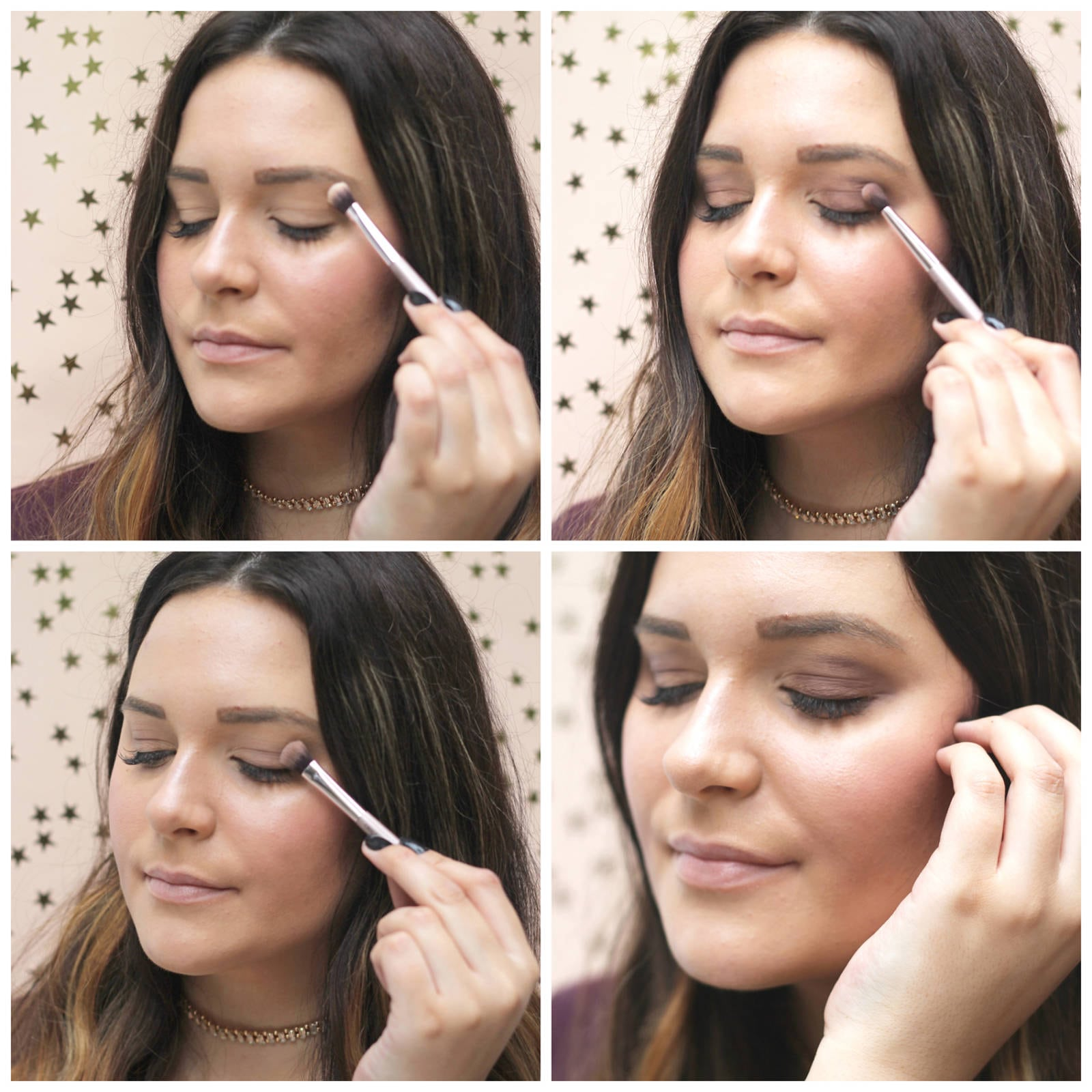 Beauty blogger Mash Elle holiday glam makeup look | It cosmetics | makeup | holiday makeup