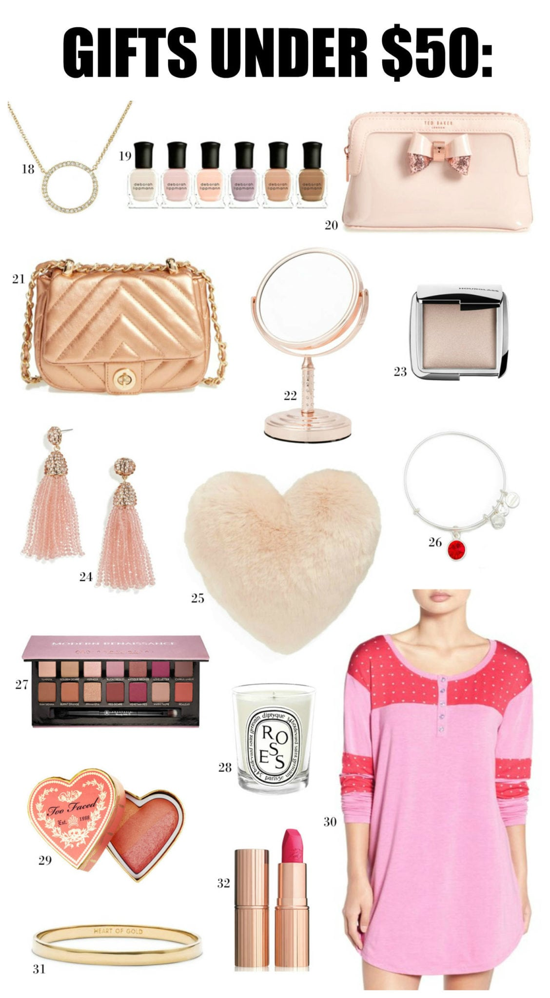 Valentine's day gifts for every budget lifestyle blogger Mash Elle   valentine's day presents   beauty blogger Mash Elle