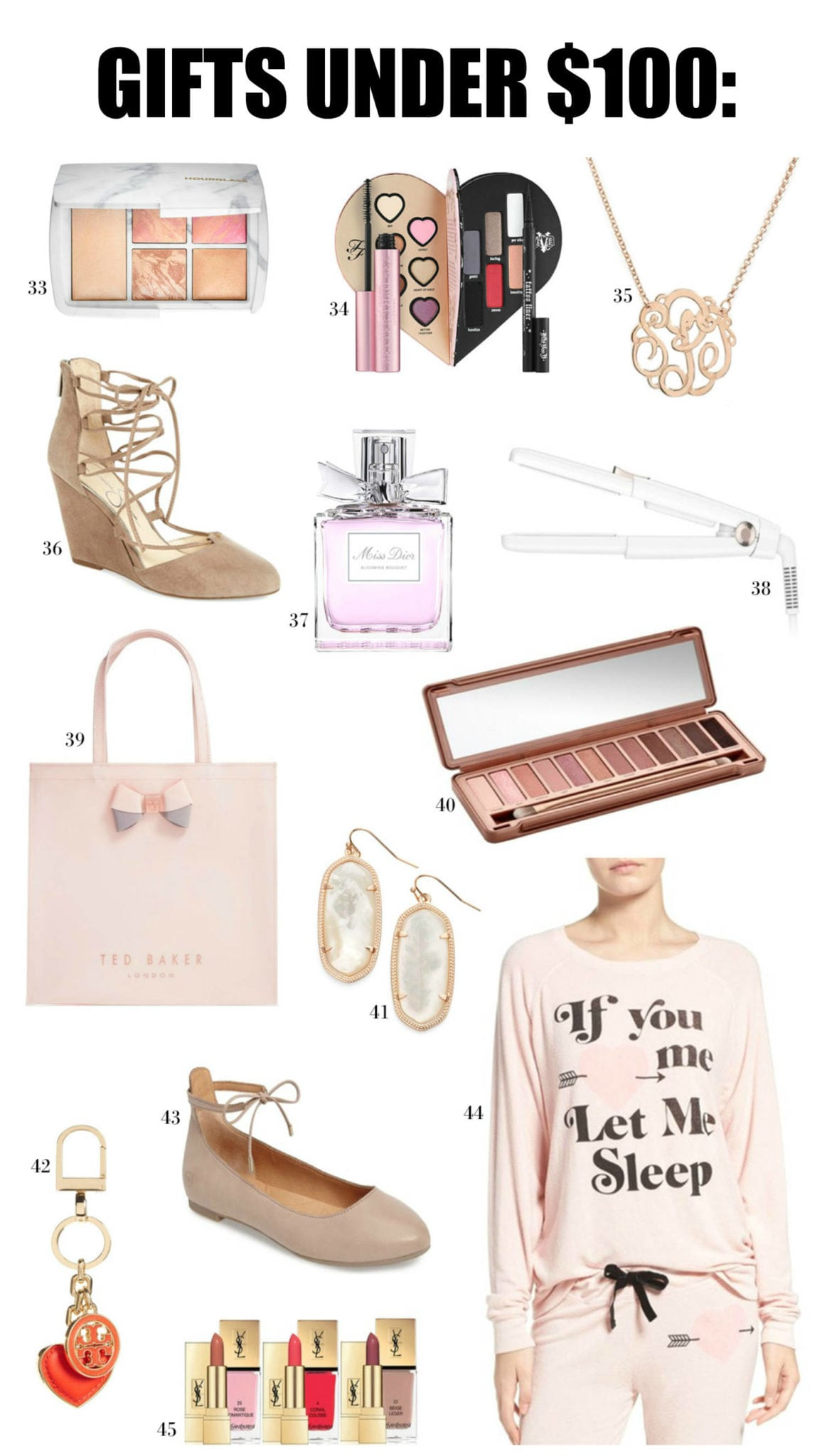 Valentine's day gifts for every budget lifestyle blogger Mash Elle | valentine's day presents | beauty blogger Mash Elle