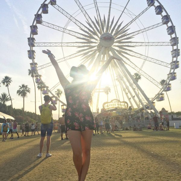 How To Get to Coachella by popular Orlando blogger Mash Elle