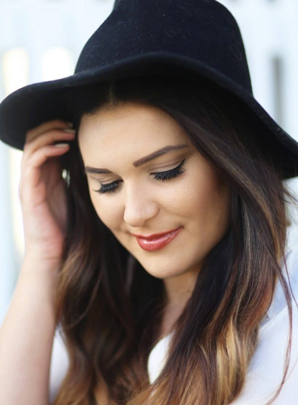 Beauty and fashion blogger mash elle shares her day date makeup