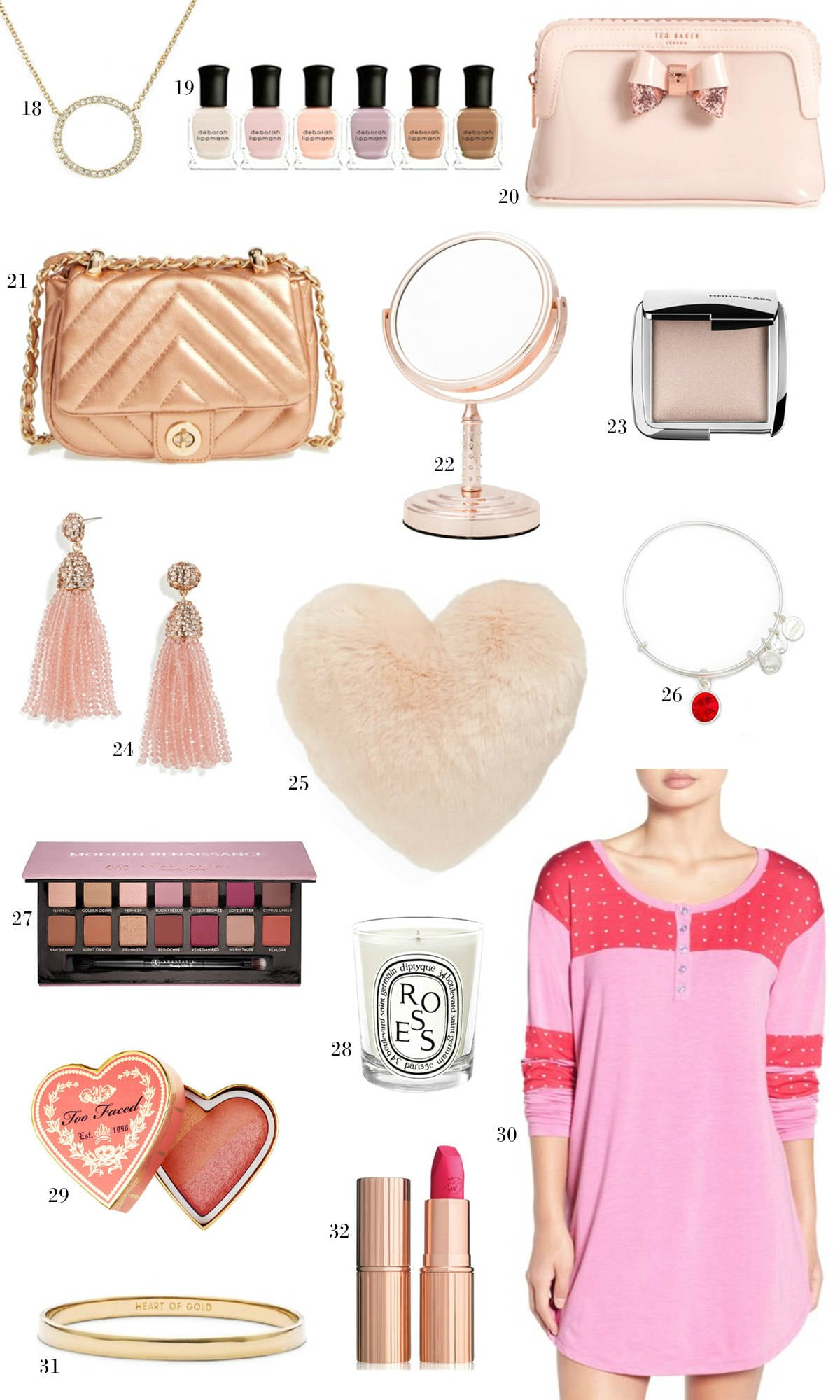 VALENTINE'S-DAY-GIFT-GUIDE Mash Elle | Valentine's Day | gifts for her