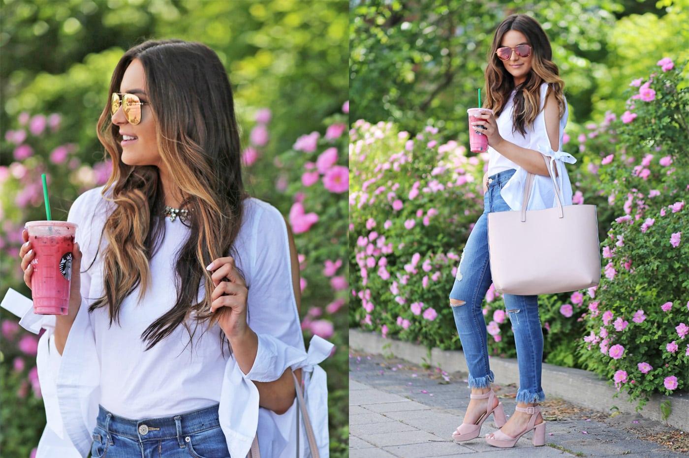 Michelle, Mash Elle Orlando beauty blogger