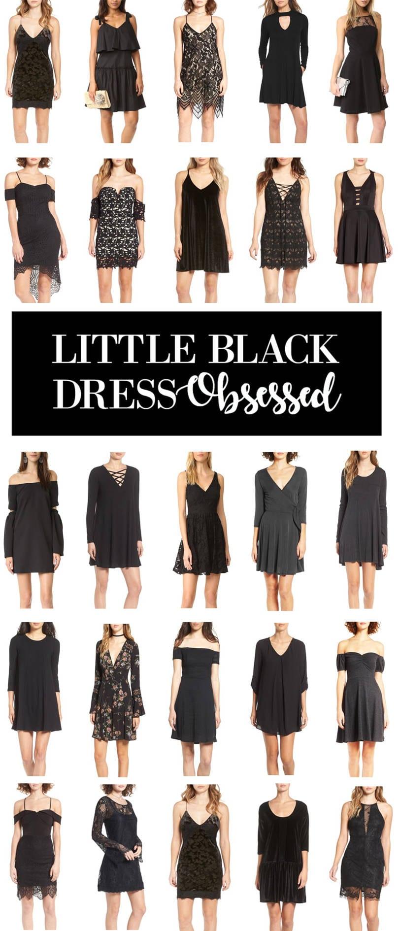 Little black dresses | dresses | LBD | date dress | Orlando beauty blogger Mash Elle